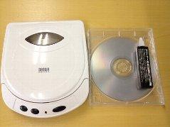 CD/DVDクリーナー